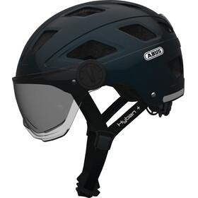 ABUS Hyban+ Cykelhjelm blå